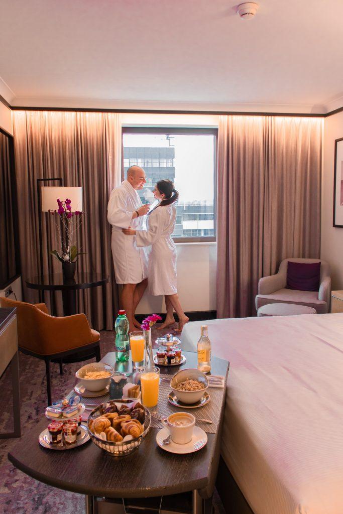 A Luxurious Accommodation at Hilton Prague