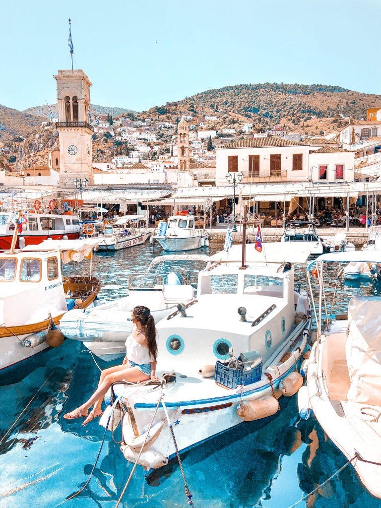 Travel Guide to Hydra, the gem of the Saronic Gulf